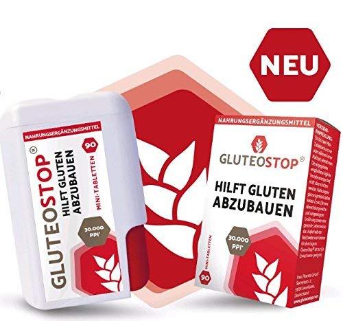 gluteostop integratore celiachia glutine